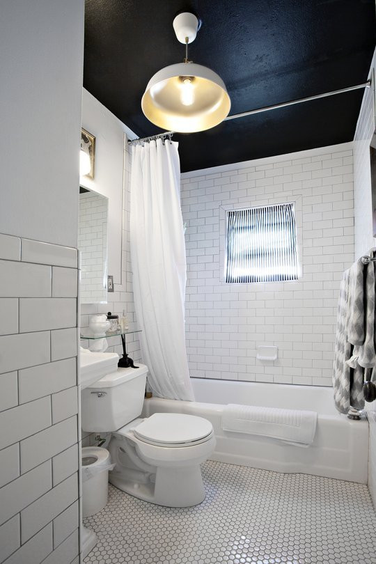 20 Awesome Black Bathroom Paint - Home, Family, Style and ...